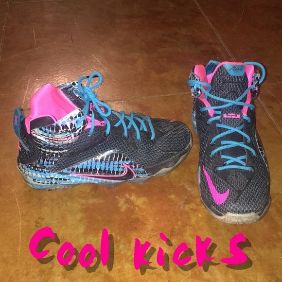 premium selection 7cbe2 e5a54 Nike LeBron 12 - 23 Chromosomes. M 5a690a1950687c9b04153c8a